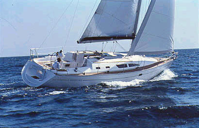 Jeanneau Sun Fast 37